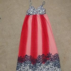 NWOT Radzoli Maxi Dress